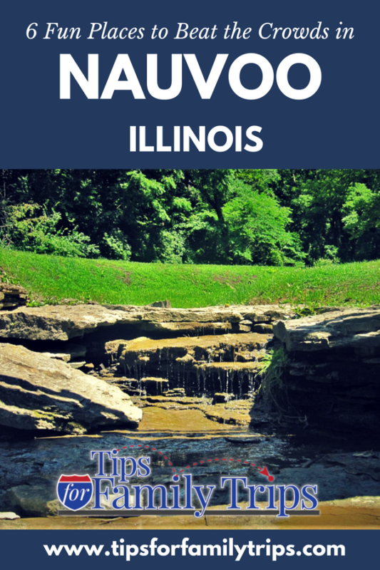 6 Fun Places to Beat the Crowds in Nauvoo, Illinois