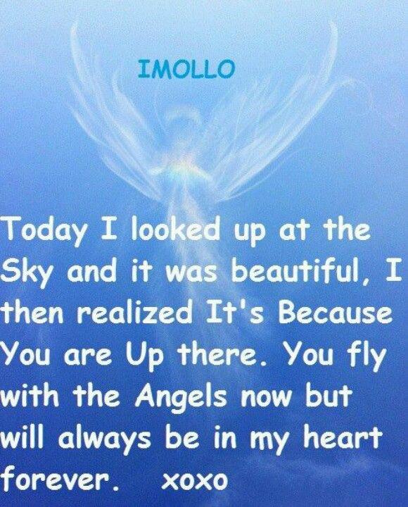 In Memory Of Loved Ones In Heaven
