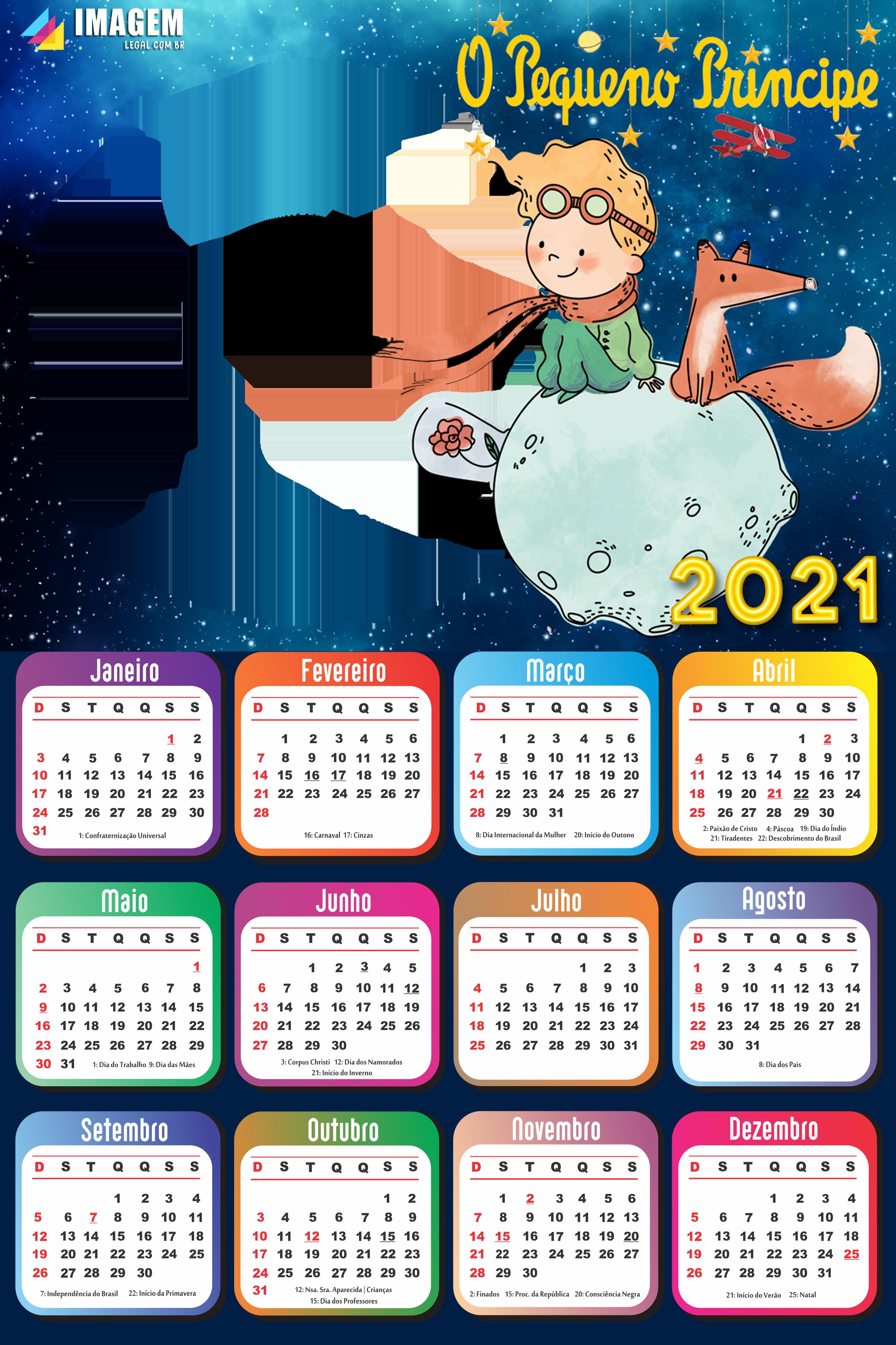 Pin su calendari