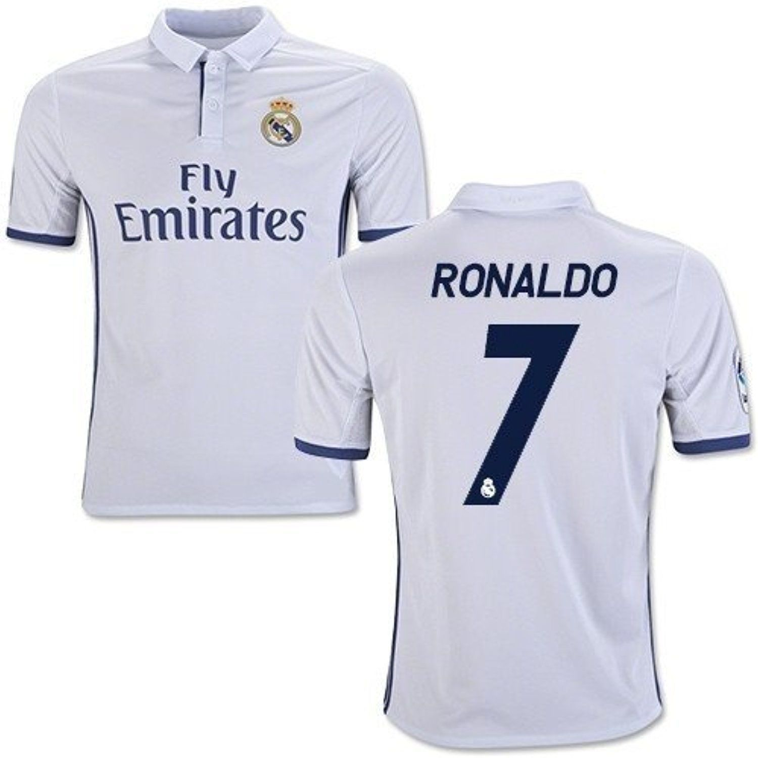 on sale 048bb 35957 New Real Madrid Home Cristiano Ronaldo Soccer Jersey ...