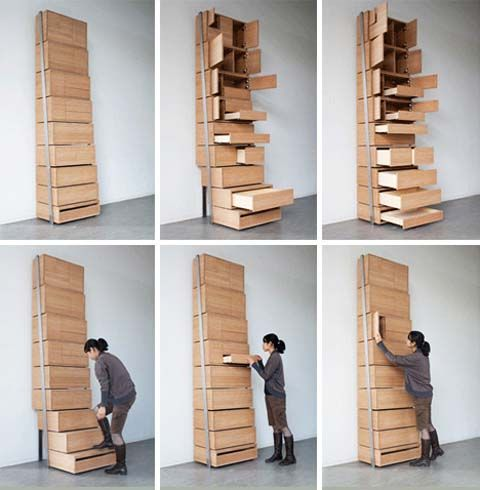 Danny Kuo: Climb Able Storage