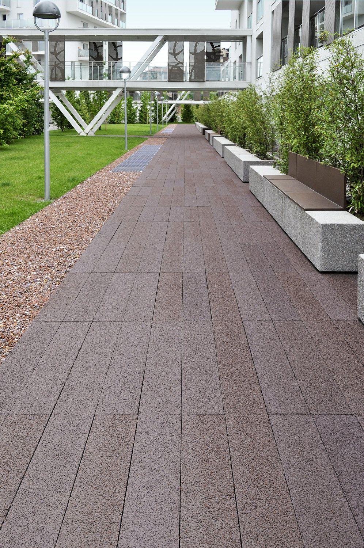 Pavimentazione arredo urbano pavimentazioni giardini for Giardini arredo esterno