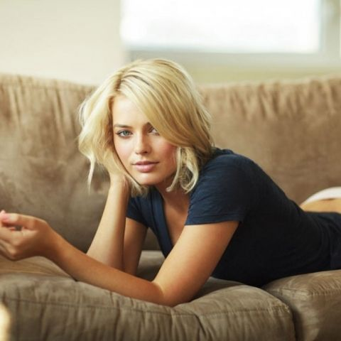 Intimate Moments with Margot Robbie