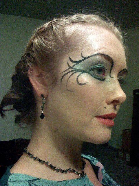 masquerademakeup by Ariyana, via Flickr