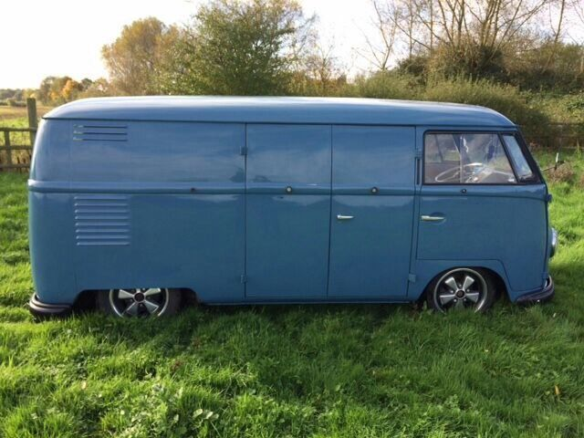 Ebay 1954 Volkswagen Vw Split Screen Barn Door Camper Panel Van