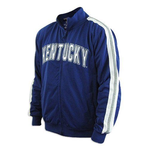 For sale Kentucky Wildcats Mens Colosseum Pace Track Jacket:M Big Discount - http://buynowbestdeal.com/43957/for-sale-kentucky-wildcats-mens-colosseum-pace-track-jacketm-big-discount/?utm_source=PN&utm_medium=pinterest&utm_campaign=SNAP%2Bfrom%2BCollege+Memorabilia%2C+NCAA+Sports+Memorabilia - College Apparel, College Gear, College Shop, Colosseum, Jackets, NCAA, NCAA Fan Shop, Ncaa Sports Souvenirs, NCAA Jackets