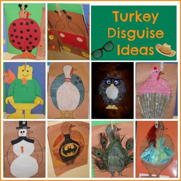 "As a parent we find ourselves helping our little learners with some crazy homework. One project that many families will complete around Thanksgiving time relates to Turkey Disguise Ideas. As a parent of a kindergarten student last year my initial thought was ""You want us to WHAT?!?!"" Why in the world do turkey need to […] #turkeydisguiseprojectideaskid"