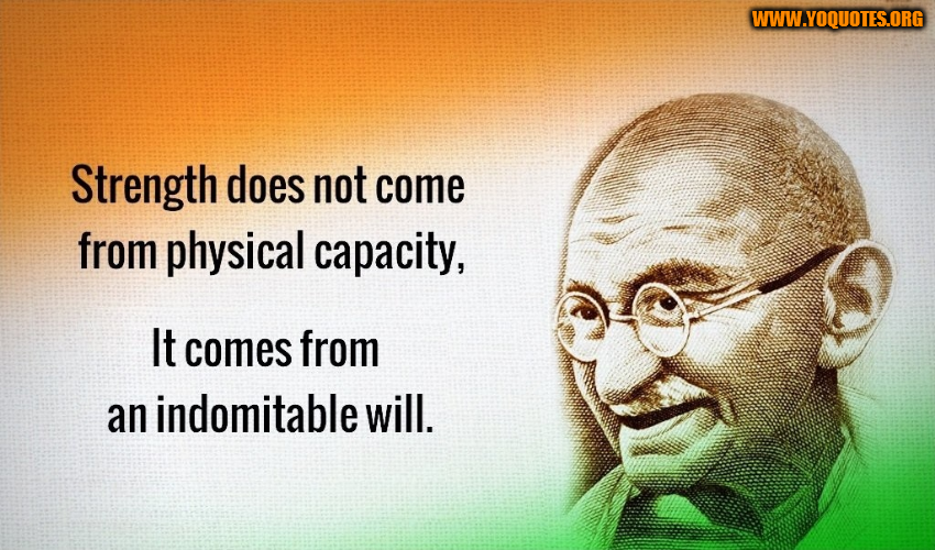 Gandhiji Thoughts History Of Thought Mahatma Gandhi Quotes