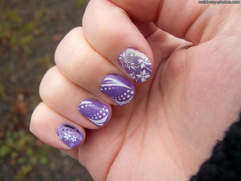 Cute Nail Designs Tumblr Nails Pinterest Short Nails Pretty