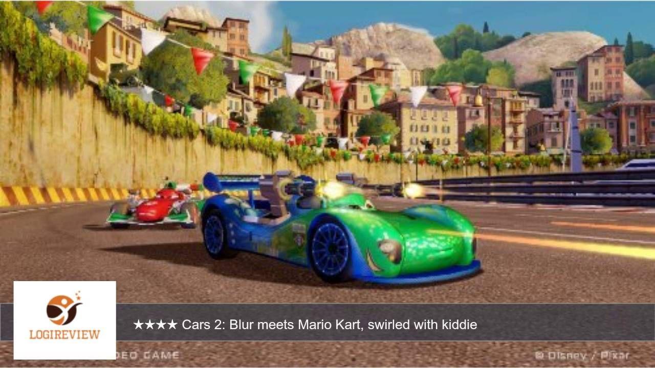 GameSpot Reviews Cars 2 Review (Multi) Disney