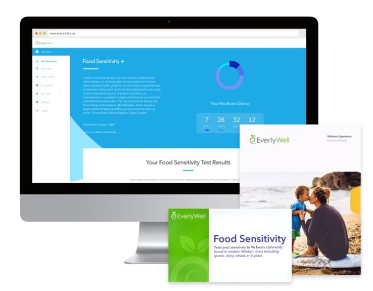 EverlyWell rolls out three new DN-Abased products for food sensitivity metabolism and breast milk