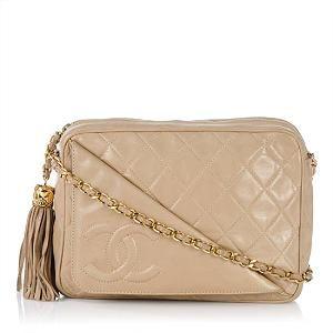 Chanel Vintage Camera Shoulder Bag