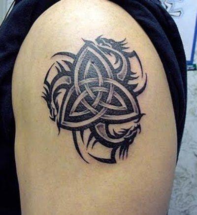 Tatouage Croix Homme : pin by todd heinz on irish tattoes pinterest tatouage ~ Nature-et-papiers.com Idées de Décoration