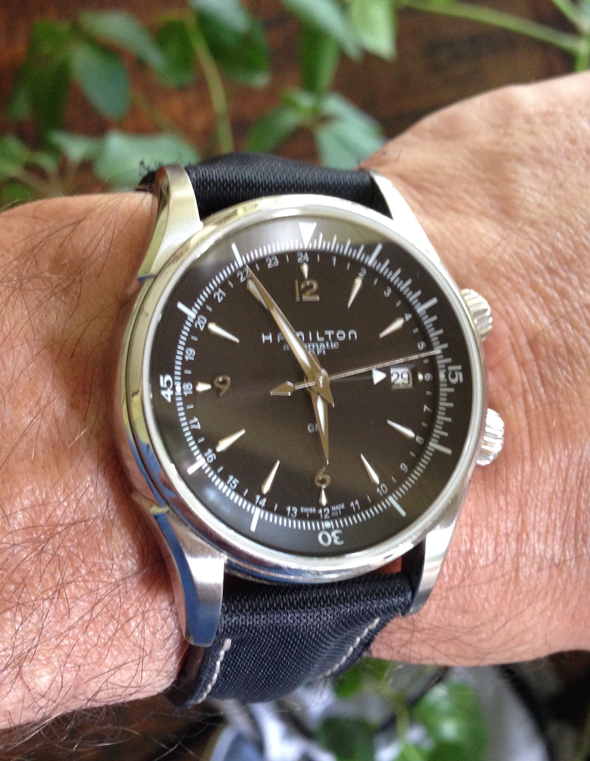Real Movado watch or not? - forums.watchuseek.com