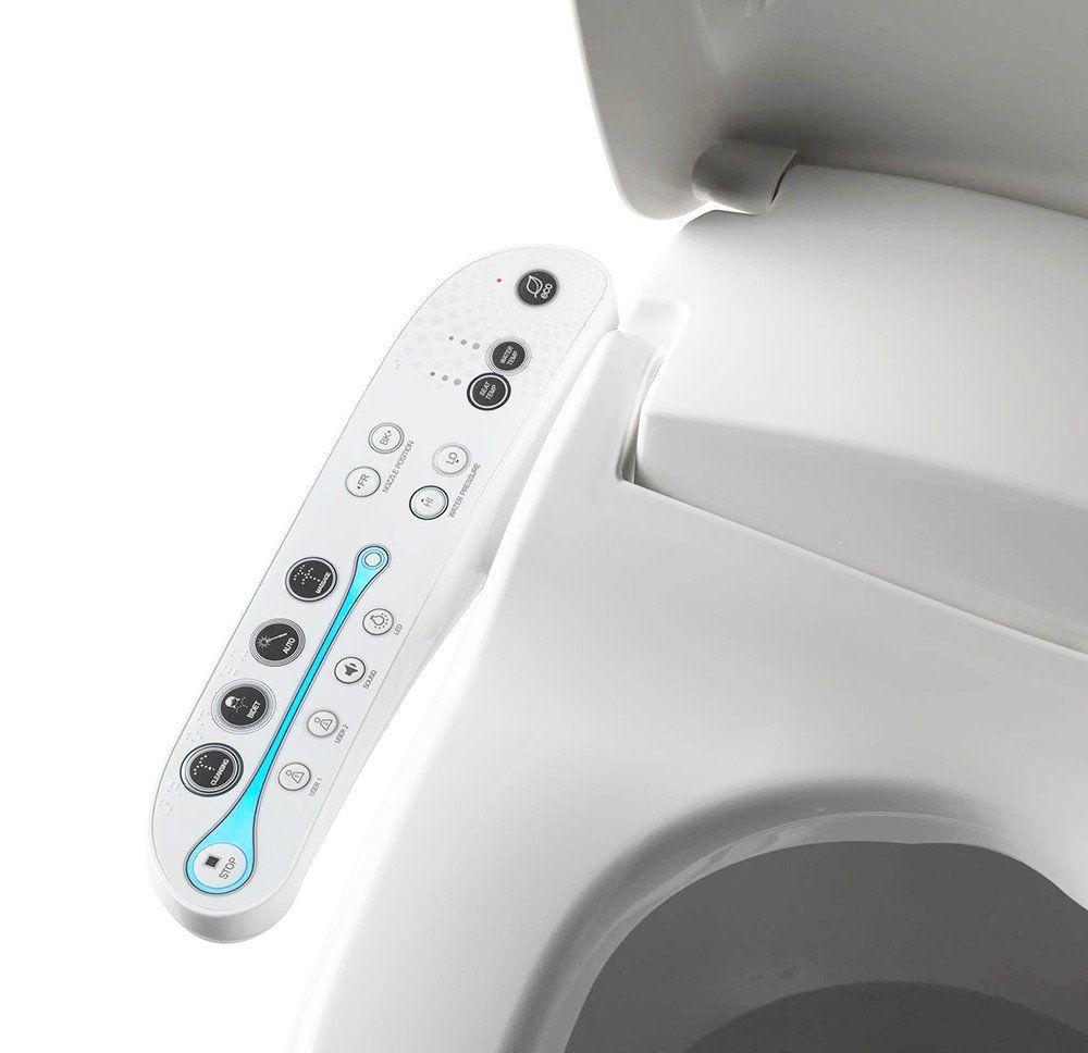 Bio Bidet Bidet Toilet Seat W Heated Seat A7 Aura Heated Toilet