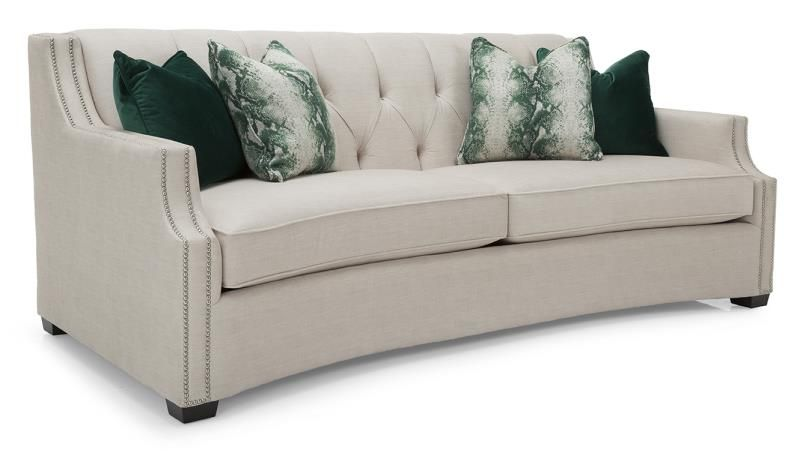 Decor Rest Furniture Ltd 2789 Sofa
