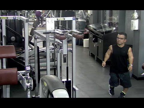 Paralympische Athleten betreten ein Fitnesscenter und versetzen alle in Staunen | Webfail - Fail Bilder und Fail Videos