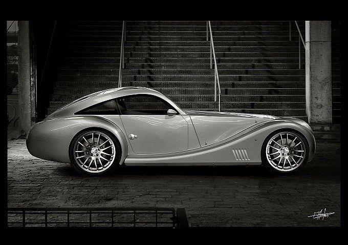 Morgan Aero Coupe | Morgan | Pinterest | Car vehicle, Vehicle and Cars
