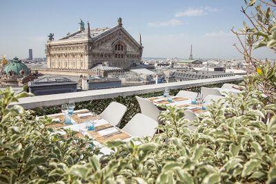 ♥ Terraço da Galeries Lafayette oferece a Melhor Vista de Paris ♥ FR ♥  http://paulabarrozo.blogspot.com.br/2016/08/terraco-da-galeries-lafayette-oferece.html