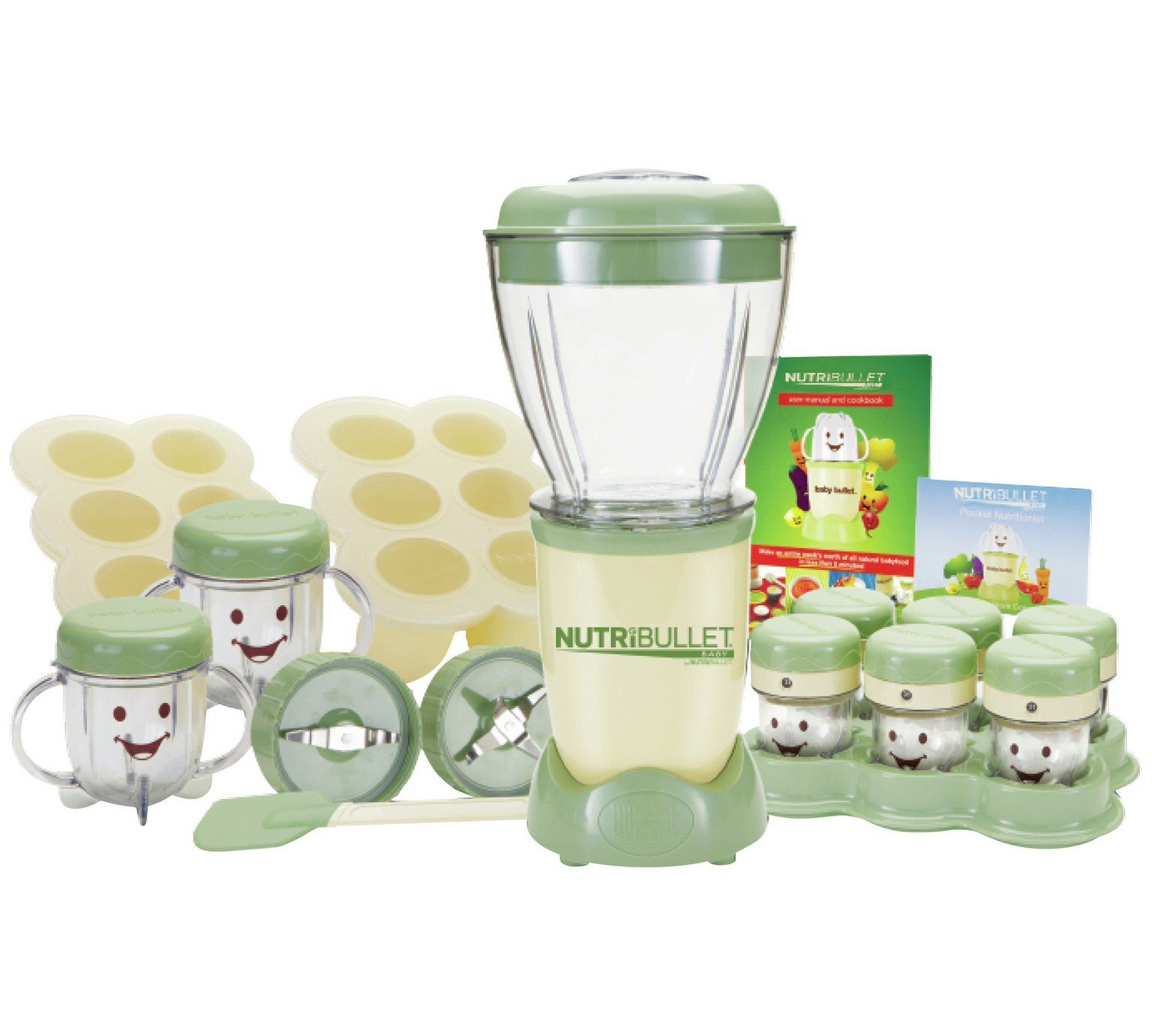 Buy NutriBullet Baby Food Processor at Argos.co.uk, visit