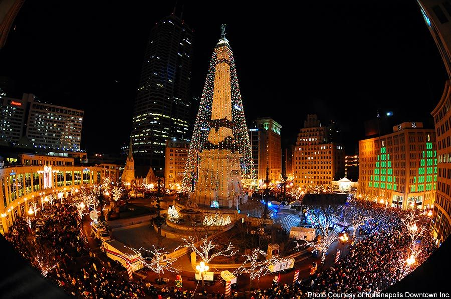 9 Places to Visit in Indianapolis, Indiana This Winter | Lebanon ...