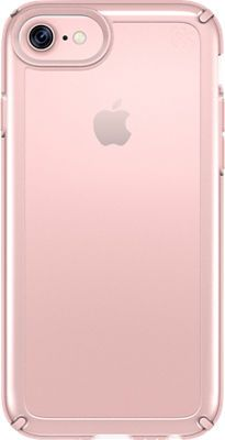 reputable site e8061 7600d Speck Presidio SHOW Case for iPhone 7/6s/6, Rose-Gold/Clear ...