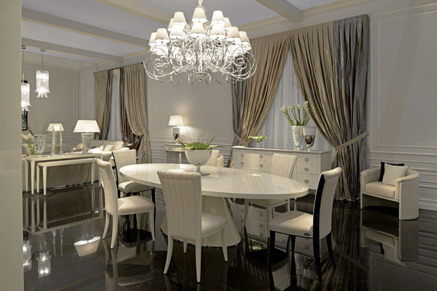 Sala da pranzo classica 22 | Sala da pranzo | Pinterest