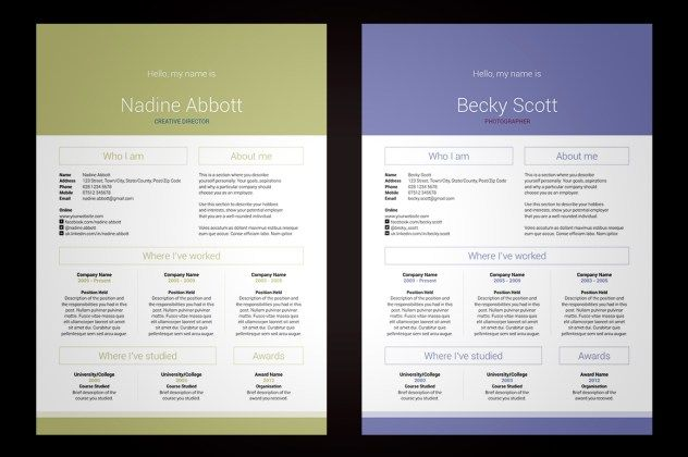 my-resume-v3-preview-4-o m Pinterest Cv format - format my resume