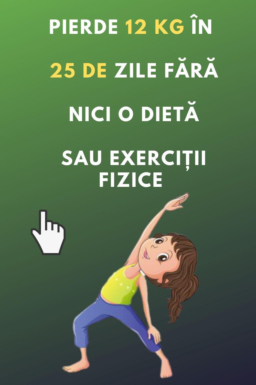 Pentru greutate ușoară pierderea greutate