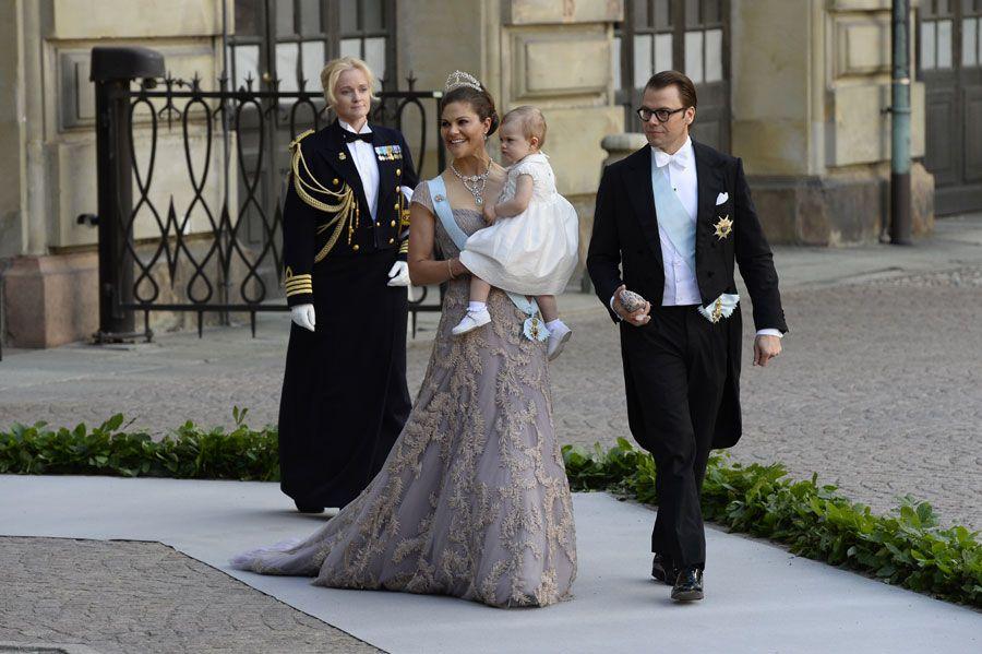 Princess Madeleine and Chris O\'Neill\'s Swedish royal wedding ...