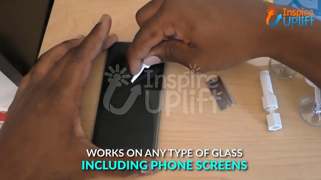 Photo of DIY Glass Cracked Repair Kit