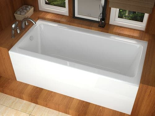 Trails 30 X 60 Rectangular Soaking Bathtub Jetted Bath Tubs Soaking Bathtubs Whirlpool Tub