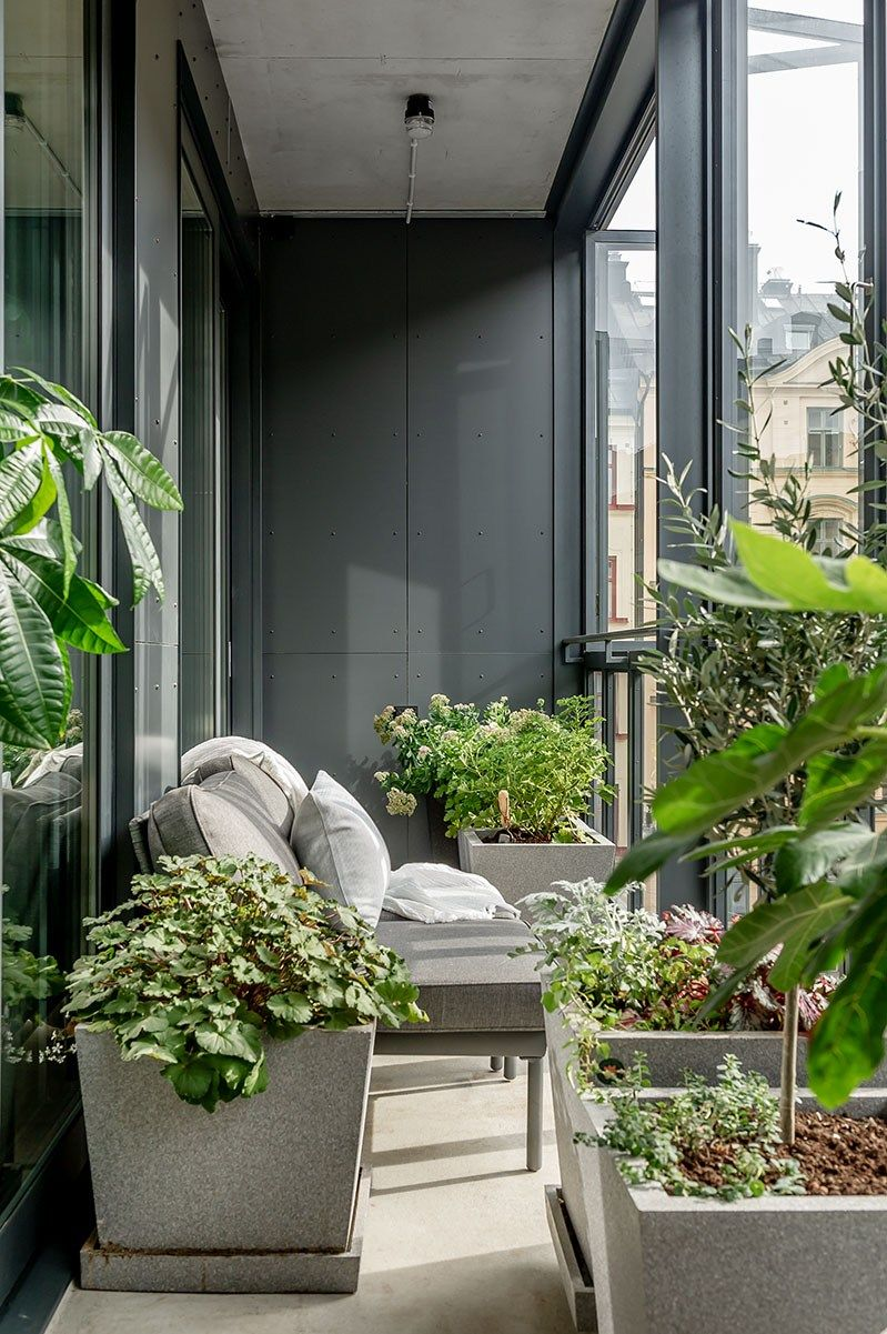10 terrasses et balcons bien aménagés pour rêver à l ...