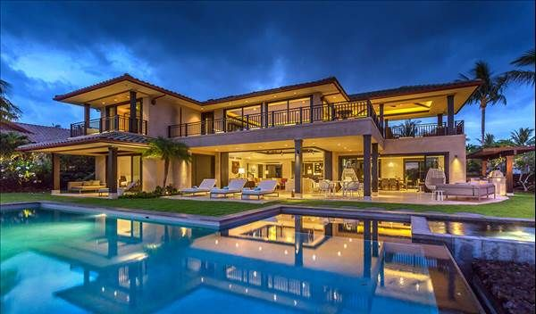Artevilla Hawaii Big Island Mauna Lani Resort Style House In