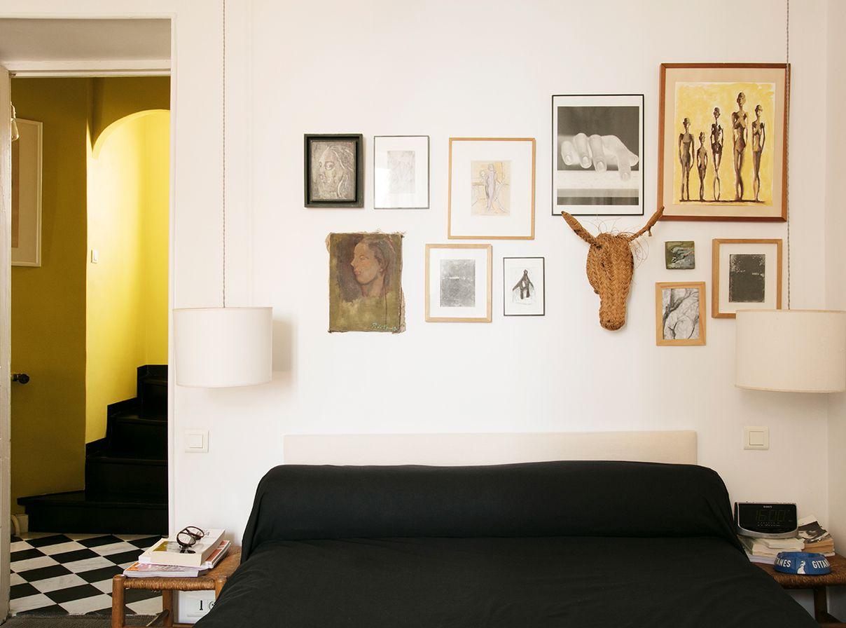 Isabelle oziol deco interieur appartement parisien d coration inspiration european - Appartement parisien decoration ...