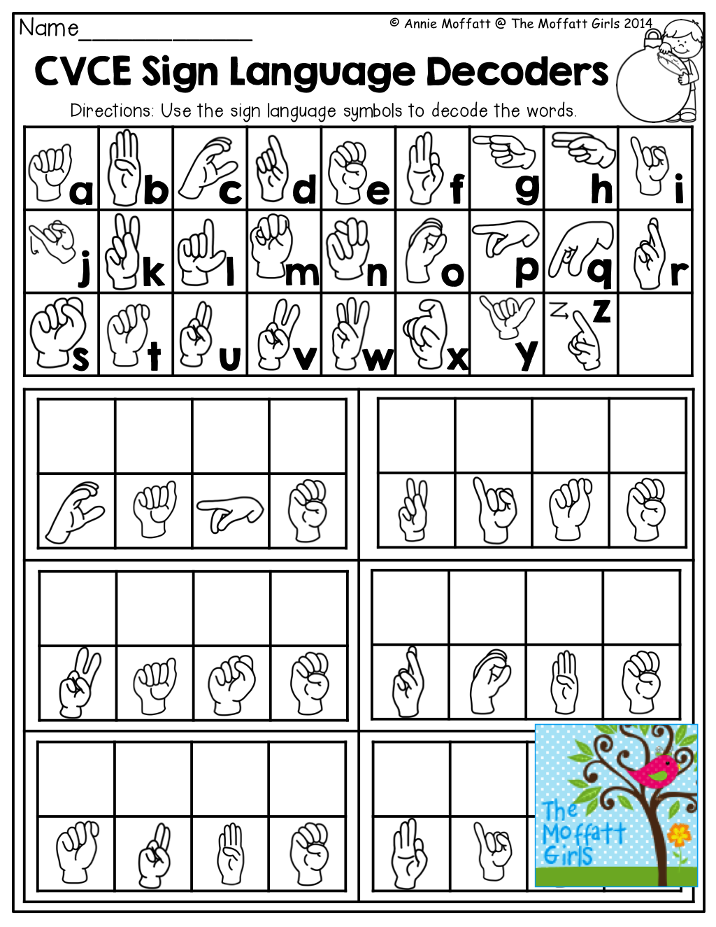 Cvce Sign Language Decoders And Tons Of Other Fun And