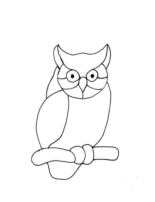 Owl Pattern  Animaux  Animals    Owl Patterns Owl