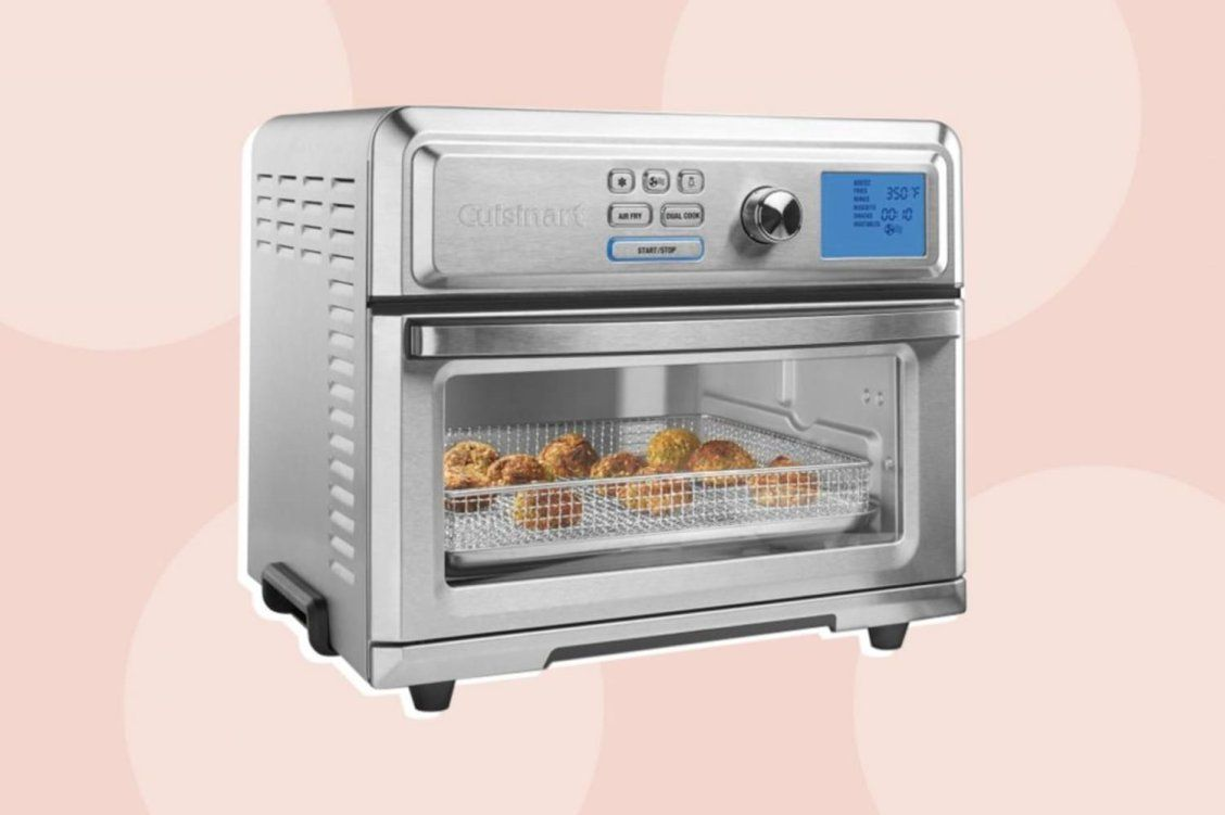 You Can Make A Whole Week S Worth Of Meals With This One Appliance Toaster Oven Recipes Cuisinart Toaster Oven Air Fryer Oven Recipes