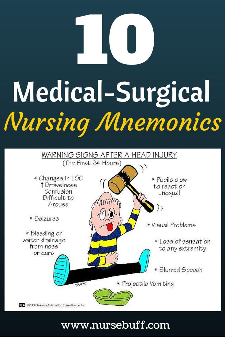 50 Mnemonics Tricks Every Nurse Should Know Nurse Life