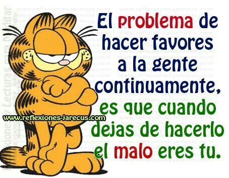 Garfield Dichos Y Frases Frases Bonitas Frases En Español