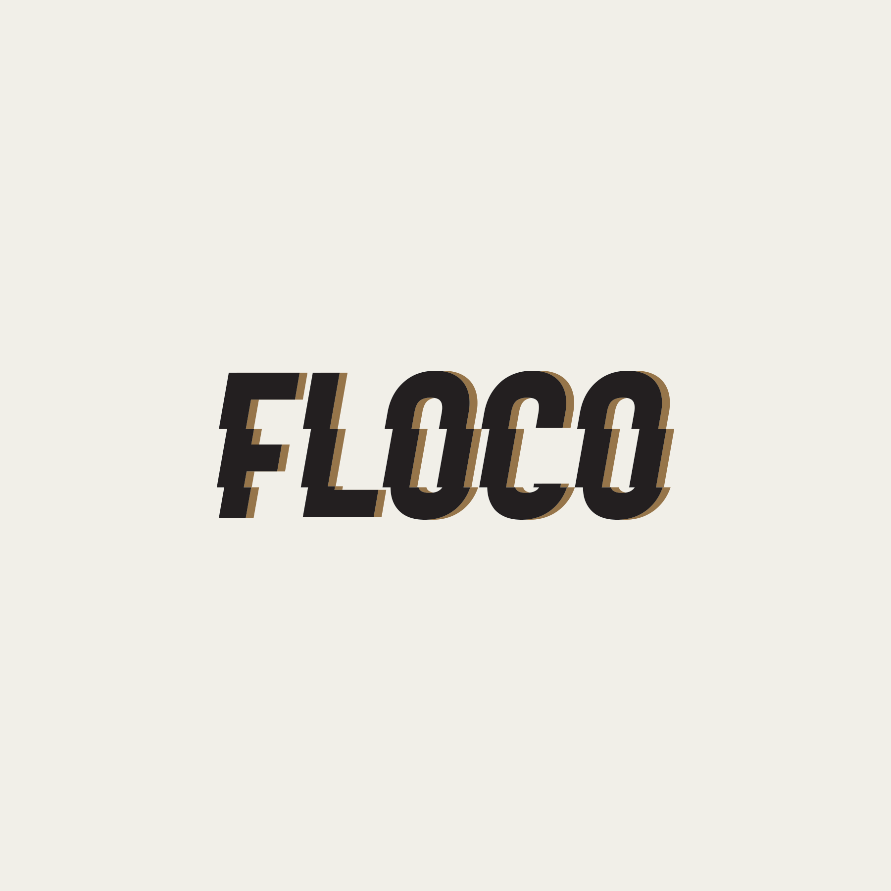Staggered Edgy Typography Font Logo Flourish Collaborative Edgy Fonts Typography Fonts Typography