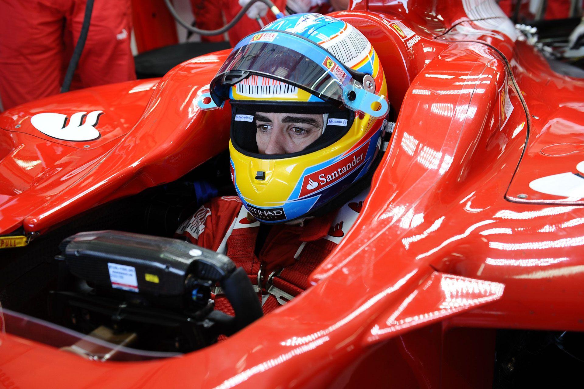 Fernando Alonso F1 Wallpaper Alonso