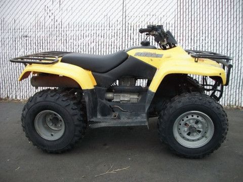 HONDA TRX250TE / TRX250TM FOURTRAX RECON SERVICE REPAIR MANUAL 1997 1998 1999 2000 2001 2002 2003 2004 DOWNLOAD!!!
