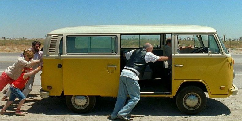 These Are The 40 Best Movie Cars Of All Time In 2021 Cars Movie Little Miss Sunshine Volkswagen
