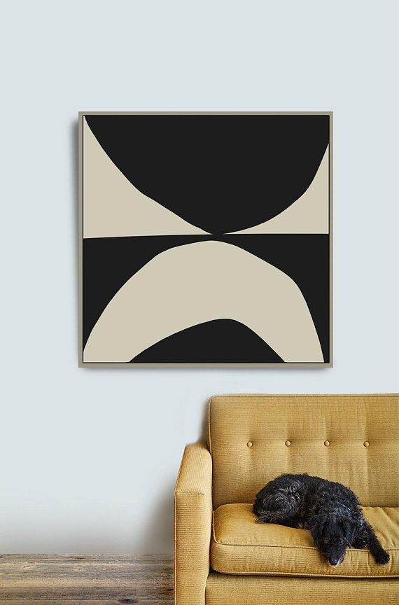 Large Wall Art, Large Abstract painting, Printable Abstract Art, 40x40 Print, Instant download art, Scandinavian style, Black and white Art -  Large Wall Art, Large Abstract painting, Printable Abstract Art, 40×40 Print, Instant download art - #40x40 #abstract #AbstractPaintings #art #black #CharacterDesign #download #instant #large #painting #Paintings #print #printable #scandinavian #style #wall #white