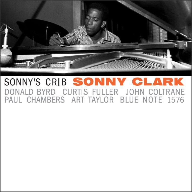 Sonny Clark Sonny S Crib Blue Note Vinyl Record Reissue Cool Album Covers Album Covers Blue Note Jazz
