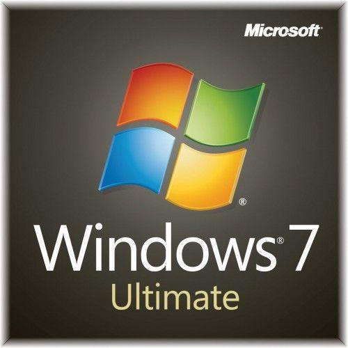 Windows 7 Ultimate Product Key Retail Version Microsoft Windows Microsoft Windows