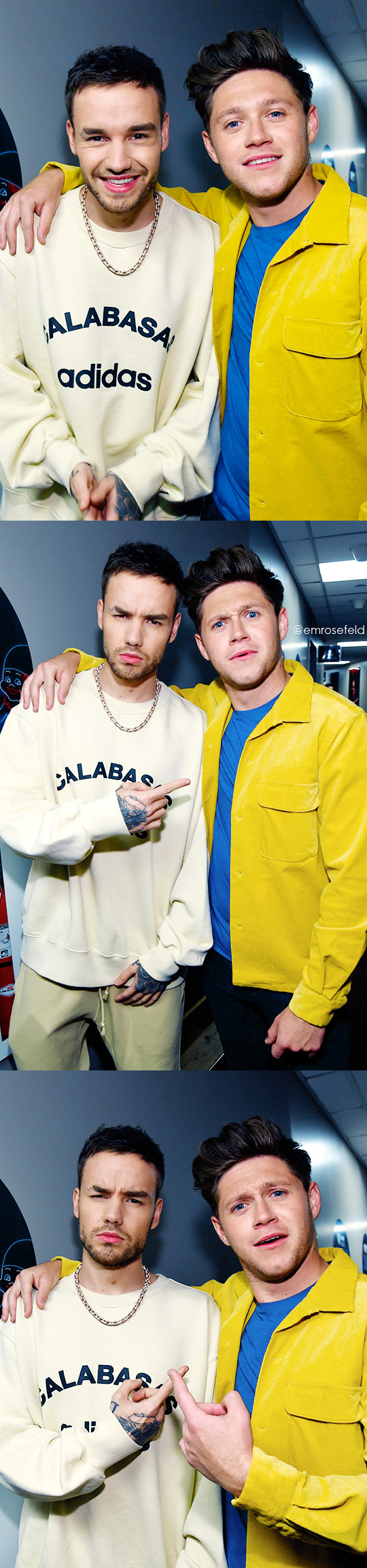 Niall Horan & Liam Payne | Jingle Ball LA 12.1.17 | emrosefeld | #liampayne