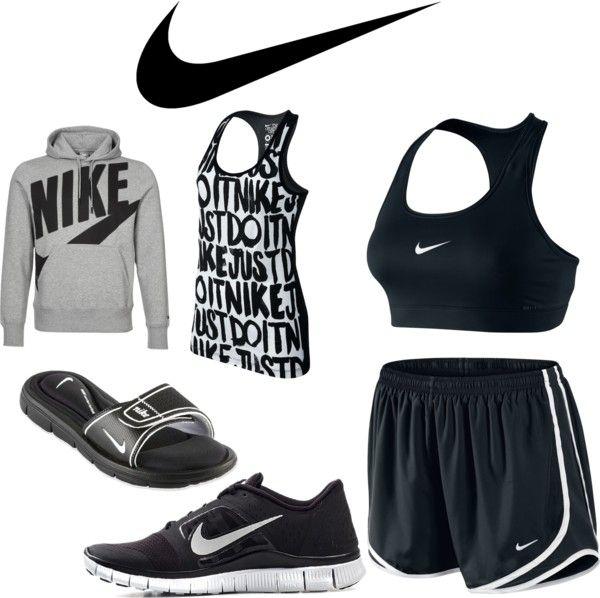 Nike Workout   Abiti sportivi, Abbigliamento sportivo e