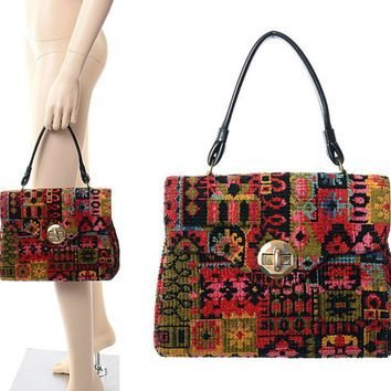 Vintage Tapestry Handbags On Wanelo Best Purses And Fashion